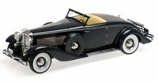 Duesenberg SJN (Supercharged) Convertible Coupe (dark blue) 1936