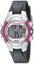 Sport Watch,Timex Women's Marathon Digital Water ersistant, Grey Pink