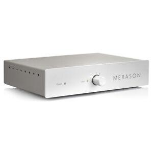 Merason Frérot DAC / POW1 Power Supply Bundle - Silver (New & Boxed)
