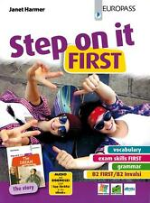 Step on it First - Harmer Janet