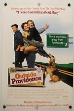 OUTSIDE PROVIDENCE - Amy Smart - Original Movie Poster - 1999 Rolled SS C9