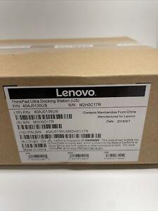 Lenovo 40AJ0135US Thinkpad Ultra Dock 135W Docking Station (7)