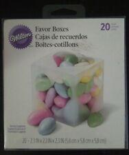Favor Boxes 20ct