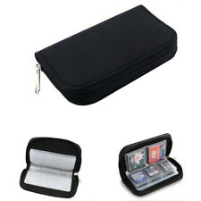 Vogue Memory Card Storage HC MMC CF Micro SD Carrying Pouch Case Holder Wallet