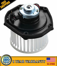Heater Blower Motor  w/Fan Cage  For Chevy GMC Cadillac Pickup Truck 19131213