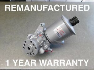 W124 300CE 300E 300SL 300TE POWER STEERING PUMP SELF LEVELING - REMANUFACTURED