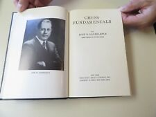 Vintage Allan Troy Chess Book-LT# 10--Capablanca Chess Fundamentals