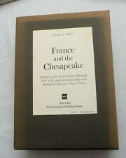 France and the Chesapeake: A History of the French Tobacco Monopoly 2 Vol SC 1st