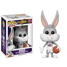 Funko Pop 12428 Vinyl Space Jam Bugs Bunny Figure