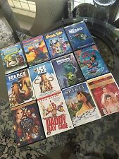 Lot Of 12 Kids DVD Movies
