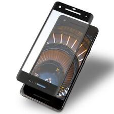 3D Glasfolie für Google Pixel 2 XL SCHWARZ Curved Echt Hartglas Screen Schutz
