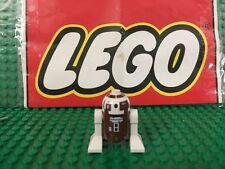 LEGO Star Wars Minifig R7-D4 Astromech Droid (Brown R2-D2) 8093 R7D4 Minifigure
