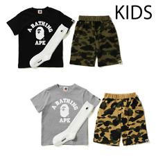 A Bathing Ape Bape Kids 1St Camo Kids Gift Set 2colors 3items Socks Japan New