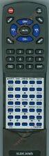 Replacement Remote for CONCERTONE ZX700, ZX800