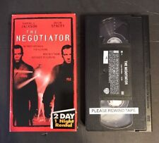 The Negotiator - Samuel L Jackson, Kevin Spacey - VHS