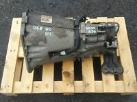 MERCEDES C180 W203 '04 143HP 271 COMPRESSOR- 6 SPEED MANUAL GEARBOX 2032602702