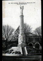 DAX (40) MONUMENT aux MORTS 1914-18 , Place BORDA en 1932