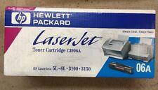 Hewlett-Packard Genuine HP C3906A 06A  Toner Cartridge  5L 6L 3100 3150