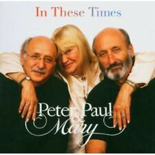 Peter, Paul and Mary - In These Times [New CD]