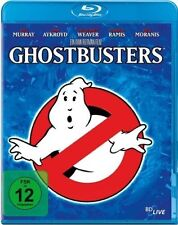 GHOSTBUSTERS (Bill Murray, Dan Aykroyd) Blu-ray Disc NEU+OVP