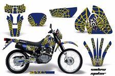 AMR Racing Suzuki Graphic Kit Bike Decal DRZ 200 SE Decal MX Part 96-09 WIDOW Y