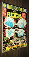 DC 100 PAGE SUPER SPECTACULAR #16 -- 1973 -- Sgt Rock -- VF/NM Or Better