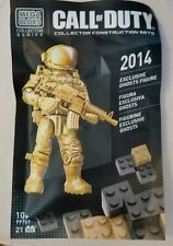 CALL OF DUTY GHOST FIGURE Astronaut #99707 2014 COD Mega Bloks  NEW