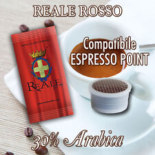REALE CAFFÈ - 100 Capsule cialde caffè compatibili Lavazza Espresso Point