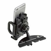 Car CD Slot Phone Holder Universal Stand Cradle Mount  SatNav GPS iPhone Secure