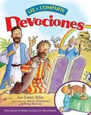 Devociones lee y comparte: Cómo aplicar la Palabra de Dios a la vida c-ExLibrary