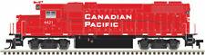 Atlas HO Scale EMD GP38-2 Diesel Locomotive Canadian Pacific/CP Rail #4401