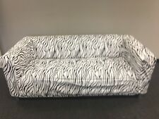 Klippan sofa Range Covers in Zebra for Ikea Klippan Sofa
