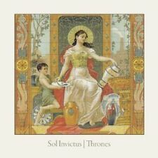 SOL INVICTUS Thrones [+Bonus] 2CD Digipack 2011 LTD.700