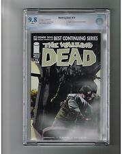 """WALKING DEAD #78 CBCS Grade 9.5 """"Death"""" of Derek & The Scavengers!"""