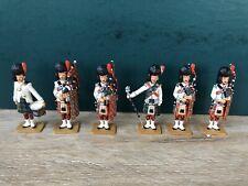 King & Country: Early Set - Scottish Highlander Musicians. Post War