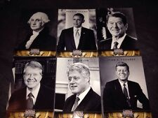 2012 Complete Presidents Set Panini Americana Heroes and Legends 44 w/Free Ship