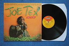 JOE TEX / LP DIAL DL 6004 / 1972 ( USA )