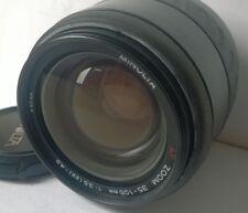 Minolta AF ZOOM 35-105 mm 1:3,5-4,5 ZOOM pour Minolta AF/Sony Alpha