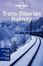 Lonely Planet Trans-Siberian Railway (Travel Guide)-ExLibrary