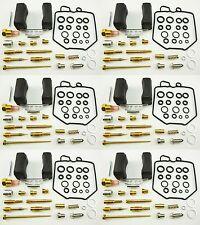 6 X CARBURETOR CARB REPAIR REBUILD KIT & Float  79-82 HONDA CBX1000 CBX CBX1050