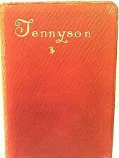 "Tennyson ""The Princess"" Vignette Edition"" 1890 Leather Bound Gold Gilding"
