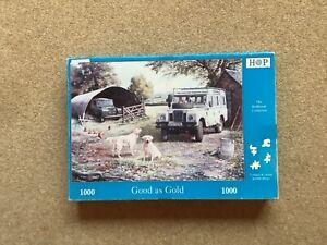 puzzle 1000pcs Land Rover
