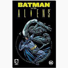 Batman vs. aliens dc Panini Cómics tres alienígena Cool crossover SC normal