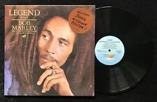 Bob Marley And The Wailers – Legend - 1986, Island Records – RML 52042
