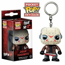 FIGURA LLAVERO POCKET POP JASON VORHEES VIERNES 13  FUNKO