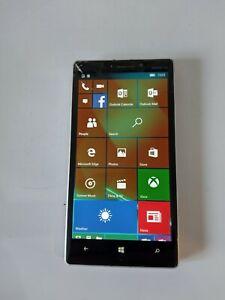 B18 - Nokia Lumia 930 Mobile Smart Phone - unlocked - Windows - working