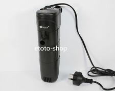 Aquarium Fish Tank Filter Power Head Filter 400lph OZ Plug