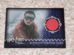 Harry Potter Prisoner of Azkaban Harry's Robe Quidditch Costume Card #1017/2173