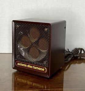 Pelonis Safe-T-Furnace 1500W Portable Space Heater/ Fan RV Van Tiny House Tested