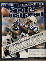 Sports Illustrated January 17, 2005 Reggie Wayne Indianapolis Colts